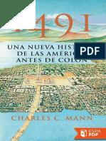 1491_ Una nueva historia de las - Charles C. Mann.pdf