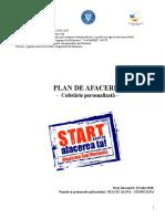 Anexa 1 Simulare Plan de Afaceri