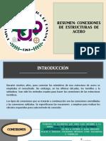 Conexiones de Estructuras Metalicas.