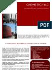 CTL Brochure-Storage Tanks & Terminals