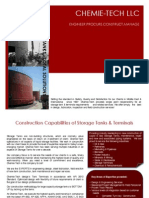 CTL Brochure-Storage Tanks & Terminals