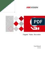 User Manual of turbo HD DVR