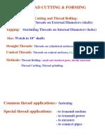 Threading Catalog Complete