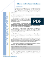 Clases Abstractas Interfaces