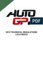 AutoGP 2010 TechReg En