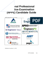 Ppe Virtual Proctoring Guidelines