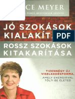 Joyce Meyer-Jó Szokások
