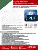 Bio Plugin WebServer PS2014