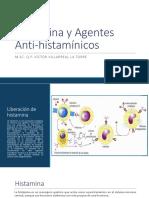 14 Histamina y Agentes Anti-histamínicos