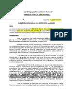 ACUERDO N° 005-2018