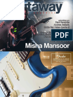 Cutaway Guitar Magazine-Revista