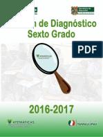 6° Examen de Diagnóstico