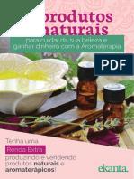 produto naturais