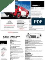Leits Inc - Brochure Striker1500 4x4 SPANISH
