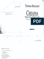"""Chiapas Rica"" por Thomas Benjamin"