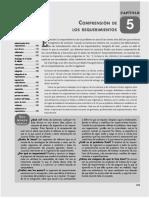 5.- COMPRENSIÓN DE LOS REQUERIMIENTOS