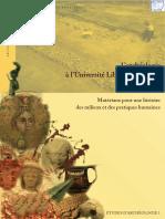 Atlas Des Traditions Ceramiques Du Niger