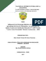 310814167 Tesis Polya y La Resolucion de Problemas PDF
