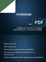 3 Vitaminas