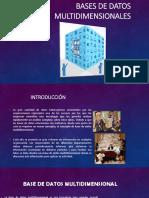 Bases de Datos Multidimensionales-2