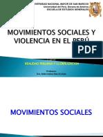 Rna17 - Teoria - Clase 12 - Movimientos Sociales - Violencia