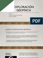 Exploración geofísica