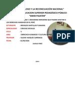 Acciones y, Decisiones Omisiones Que Pueden Afectar a Los Dd.hh Santillan