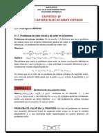 Unidad 4 Ecuacion Diferencial de Orden Superior