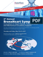 Symposium Brochure Bronx Heart