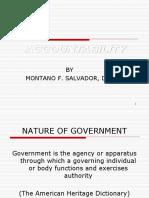7. Accountability