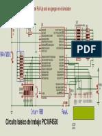 Circuito de Trabajo 18F4550