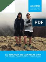Infancia Canarias 2018