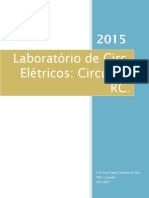 Lab Circuitos RC