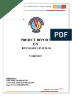 Final Report on VLSI