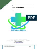 Program Pelayanan Unit Radiologi