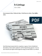 Federal Government Jobs For All Agencies.pdf