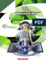 Kawasaki Turbine Set