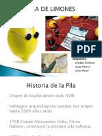 Informe Fisica II - Motor a Vapor