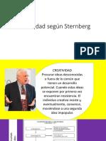 Creatividad Según Sternberg