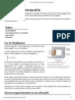 Fuerza Magnetomotriz - Wikipedia, La Enciclopedia Libre