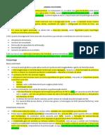 Hemato - Anemias hereditárias (Anemia falciforme e Talassemia).docx