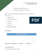 Clase 1_A qué llamamos texto académico. Su definición y características distintivas.pdf