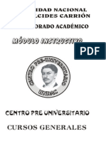 PRE universitario