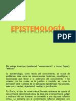 2 EPISTEMOLOGÍA