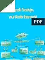 Mapa Coneptual Gestion de Tecnologia