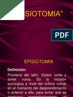 Tema Episiotomia
