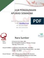DR Diyurman Gea - Petunjuk_Penggunaan_Aplikasi_SISMADAK.pptx