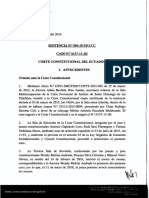 Rel_sentencia_004-18-Pjo-cc Regla Jurisprudencial Habeas Corpus