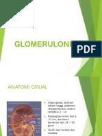Glomerulus Nefritis
