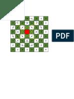 El Caballo Se Tarda 4 Movimientos en Llegar a La Segunda Casilla Que Le Sigue en Diagonal
